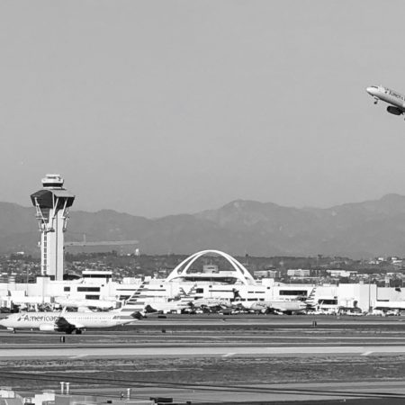 LAX Airport Theme Building Seismic Upgrade by HD GeoSolutions